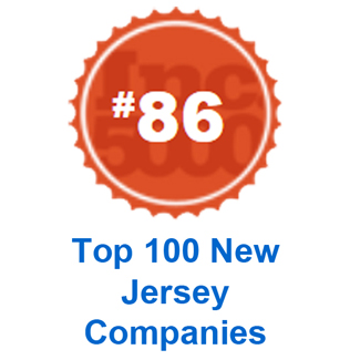 Top 100 companies in New Jersey