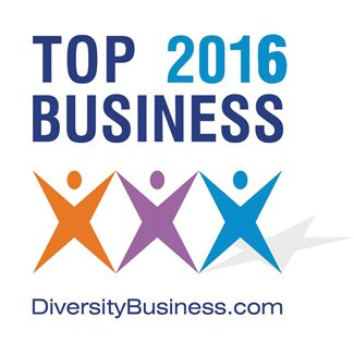 top businesses 2016 by diversitybusiness.com