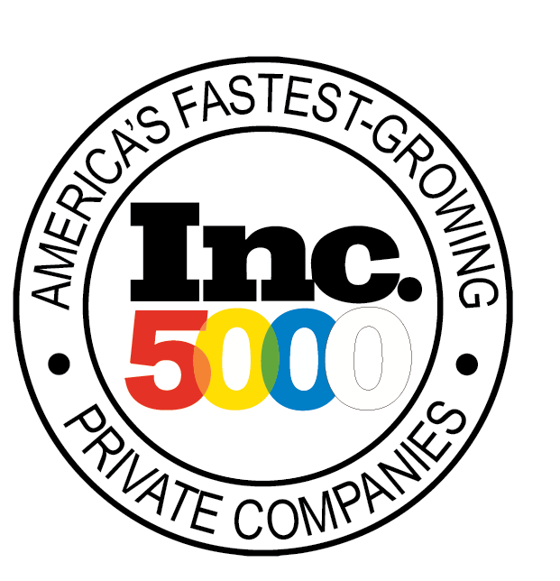 We made the 2019 Inc. 5000 list of the fastest-growing private companies