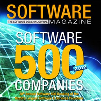 software 500 companies achieved