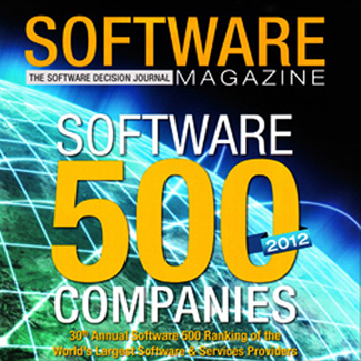 Top 500 Global software company